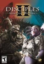 Disciples II: Gallean's Return dvd cover