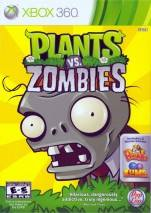 Plants vs Zombies dvd cover