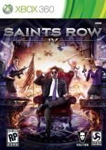 Saints Row IV dvd cover