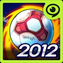 Soccer Superstars 2012 dvd cover