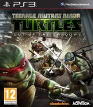 Teenage Mutant Ninja Turtles: Out of the Shadows cd cover