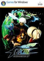 The King of Fighters XIII dvd cover