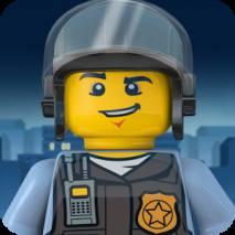 LEGO® City Spotlight Robbery dvd cover