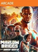 Marlow Briggs and the Mask of Death dvd cover