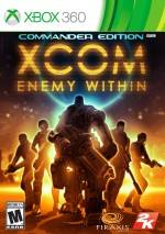 XCOM: Enemy Within dvd cover