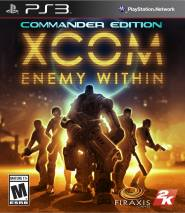 XCOM: Enemy Within cd cover