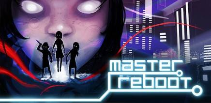 Master Reboot dvd cover