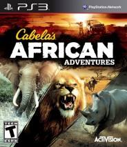 Cabela's African Adventures cd cover