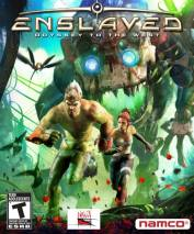 ENSLAVED™: Odyssey to the West™ dvd cover