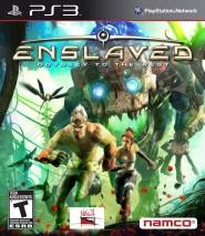 ENSLAVED™: Odyssey to the West™ cd cover