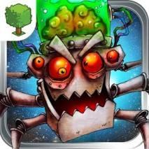 Battle Mushrooms dvd cover
