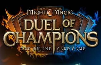 Might & Magic: Duel of Champions dvd cover