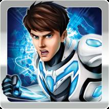 Max Steel dvd cover