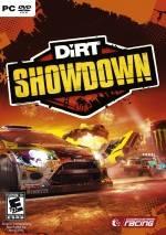 DiRT Showdown dvd cover
