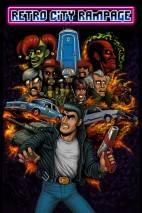 Retro City Rampage dvd cover