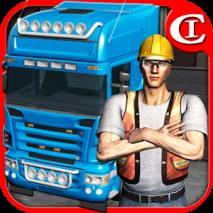 Crazy Parking Truck King 3D Cover