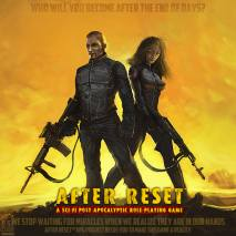 After Reset RPG dvd cover