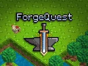 Forge Quest poster