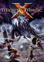 Might & Magic X: Legacy dvd cover