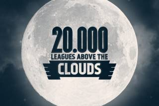 20,000 Leagues Above the Clouds dvd cover