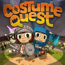 Costume Quest dvd cover