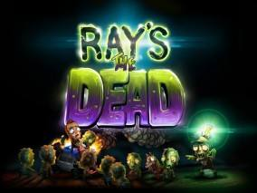 Ray's the Dead dvd cover