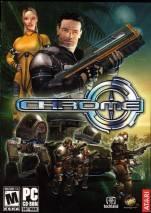 Chrome dvd cover