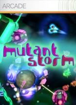 Mutant Storm: Reloaded dvd cover