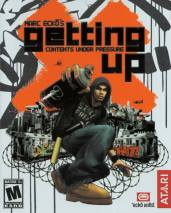 Marc Ecko's Getting Up: Contents Under Pressure dvd cover