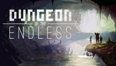 Dungeon of the Endless dvd cover