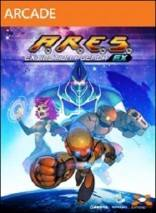 A.R.E.S.: Extinction Agenda EX dvd cover