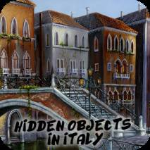 Hidden Objects in Italy dvd cover