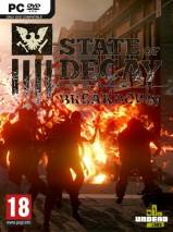 State of Decay: Breakdown dvd cover
