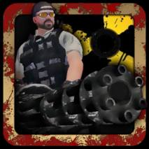 Door Defense: Zombie Attack dvd cover
