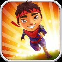 Ninja Kid Run Free - Fun Game dvd cover