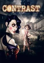 Contrast cd cover