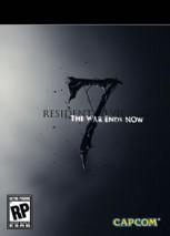Resident Evil 7 dvd cover