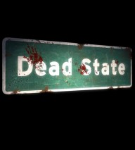 Dead State dvd cover
