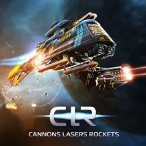 Cannons Lasers Rockets poster