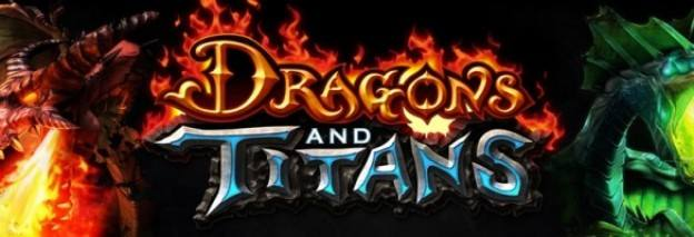 Dragons and Titans dvd cover
