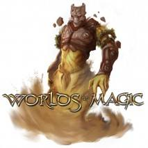 Worlds of Magic dvd cover