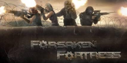 Forsaken Fortress dvd cover