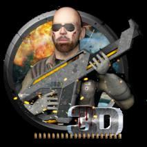 DEAD ASSAULT 3D dvd cover