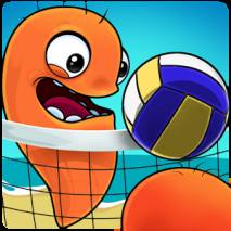 Volleyball Hangout Cover