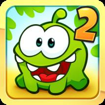 Cut the Rope 2 dvd cover