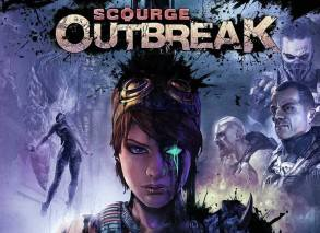 Scourge: Outbreak poster