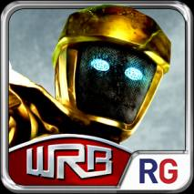 Real Steel World Robot Boxing dvd cover