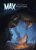 Max: The Curse of Brotherhood dvd cover