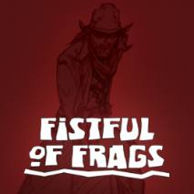 Fistful of Frags poster