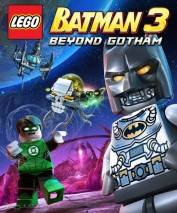 Lego Batman 3: Beyond Gotham dvd cover